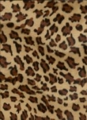 Tan Cheetah Plush