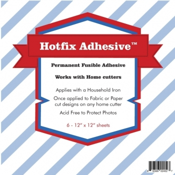 Hotfix Adhesive™ sheets